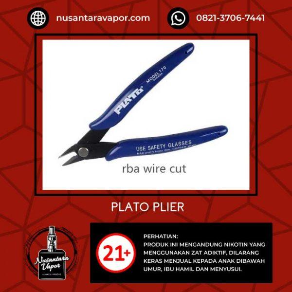 Tool Tang Plato Plier