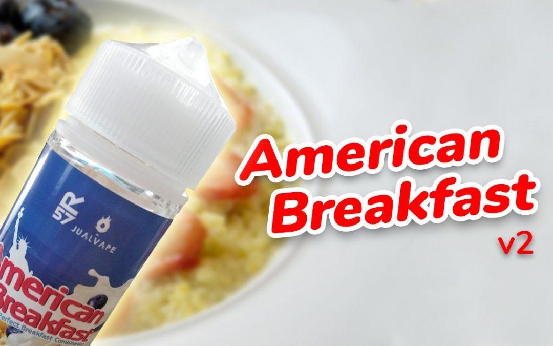Liquid Freebase Rekomendasi American Breakfast